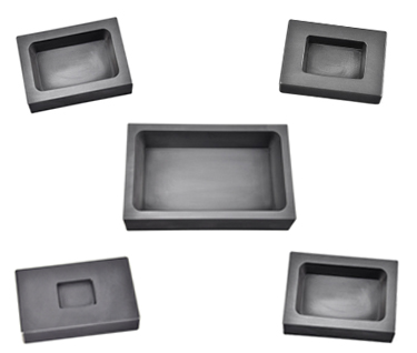 Graphite Ingot Molds For Casting Gold Silver Copper