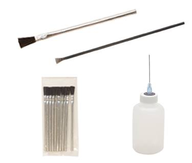 Dispensers & Brushes