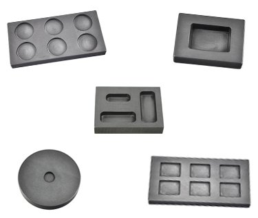 Graphite Ingot Molds For Casting Gold Silver Copper Platinum