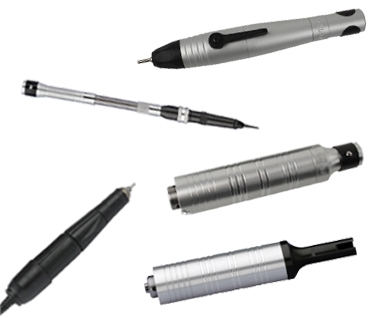 Flex Shaft Handpieces & Collets