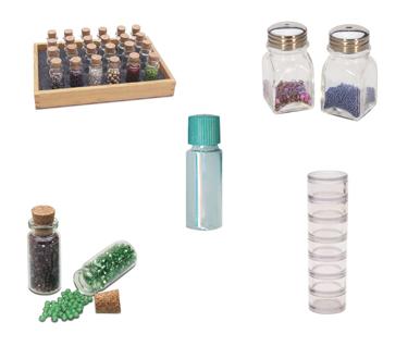 Jars & Vials