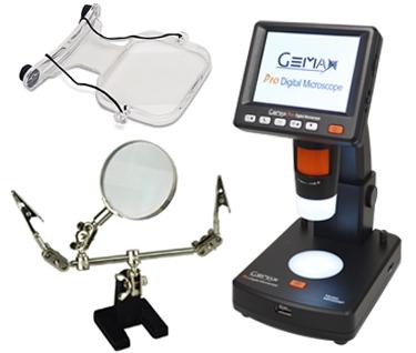 Magnification Tools