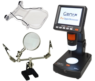 Magnification Tools