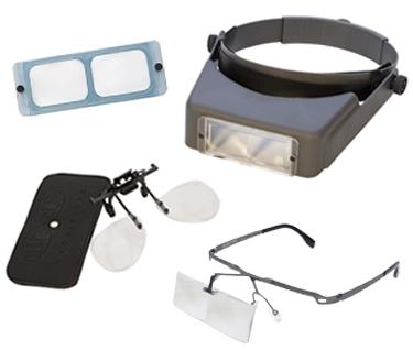Visors & Lenses