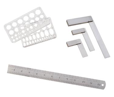 Rulers & Squares