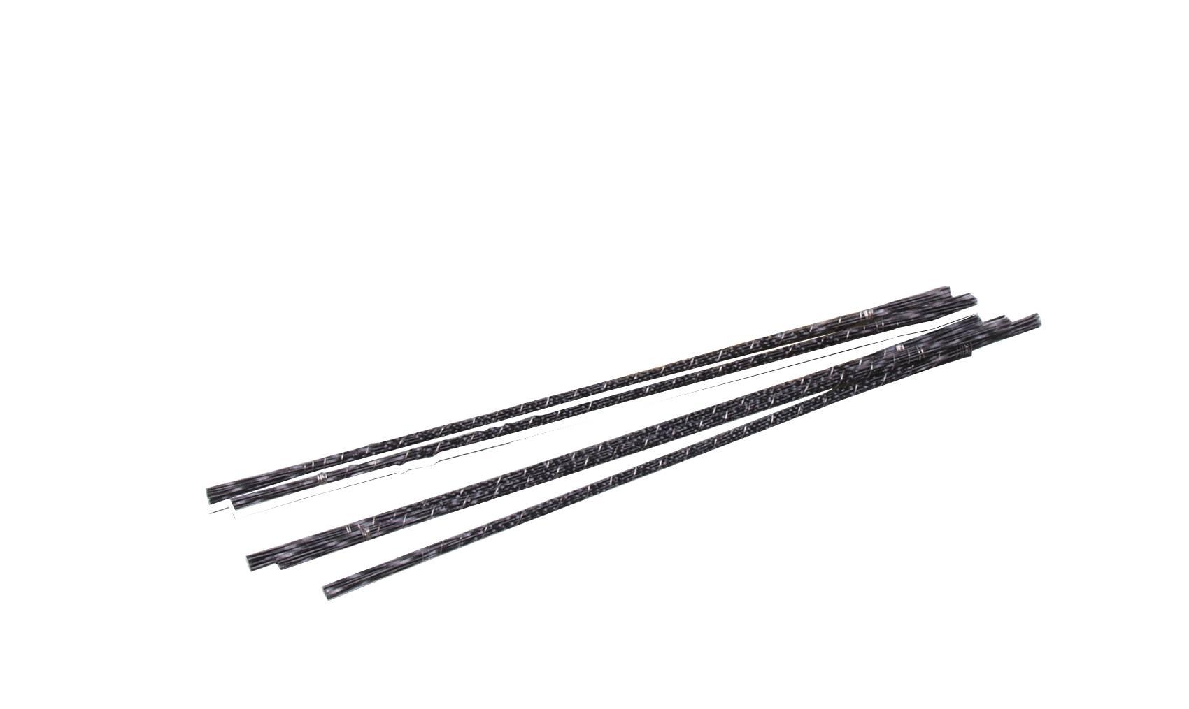 Spiral Wax Blades