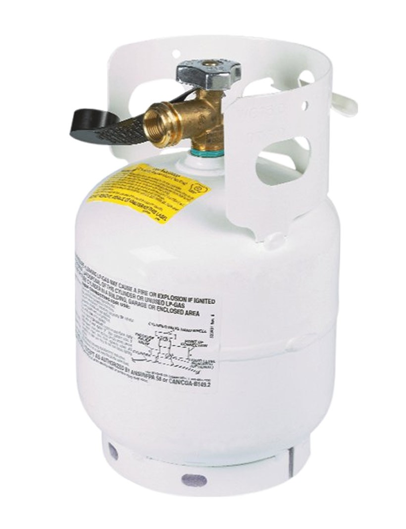 5 Lb Propane Tank Empty 55 1153 Pmc Supplies