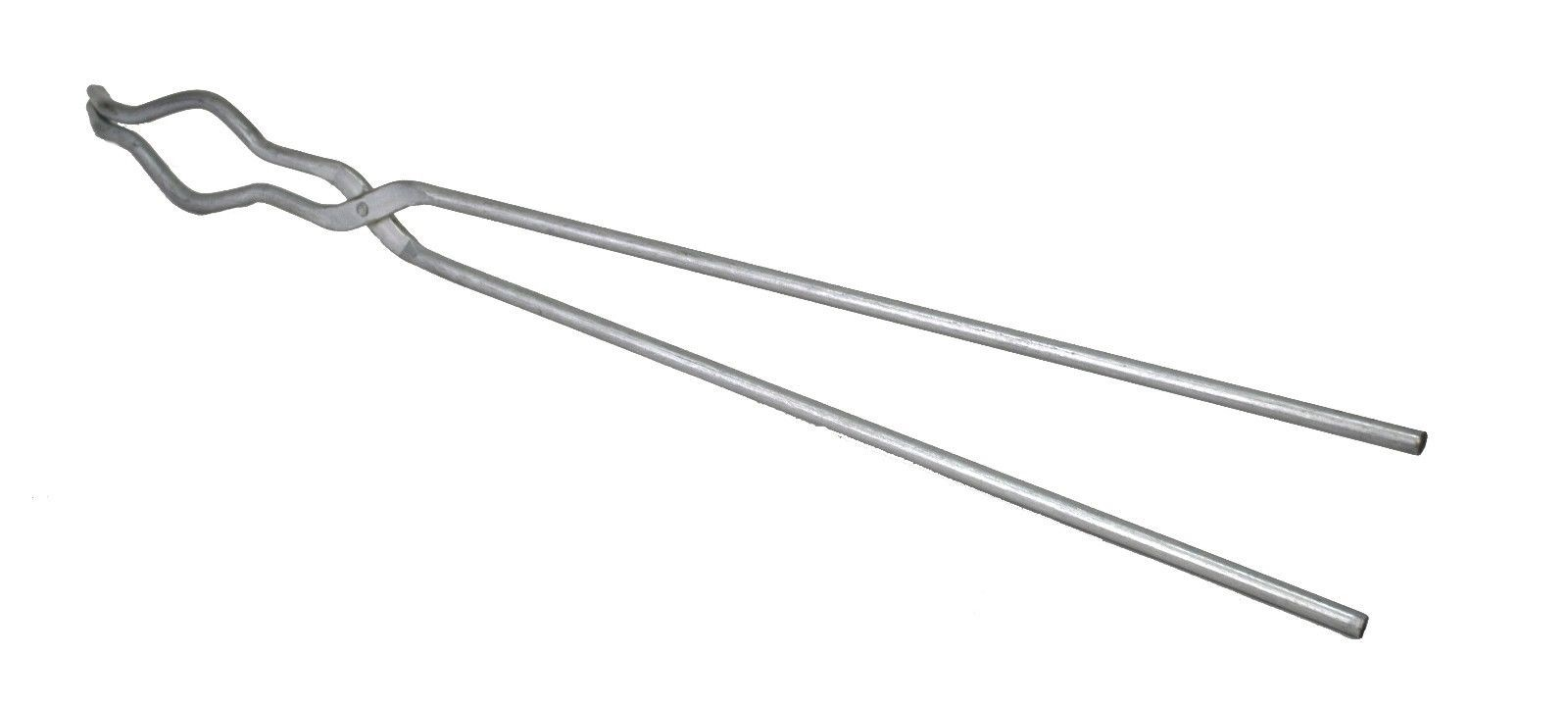 "18"" Bent Foundry Crucible Tongs, TONG-0014 