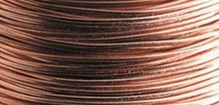 16 Gauge Bare Copper Artistic Wire Bag Paks - 10 Feet