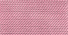 DARK PINK NYLON BEAD CORD #10