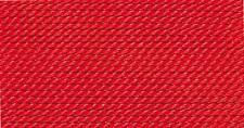 RED NYLON BEAD CORD #5