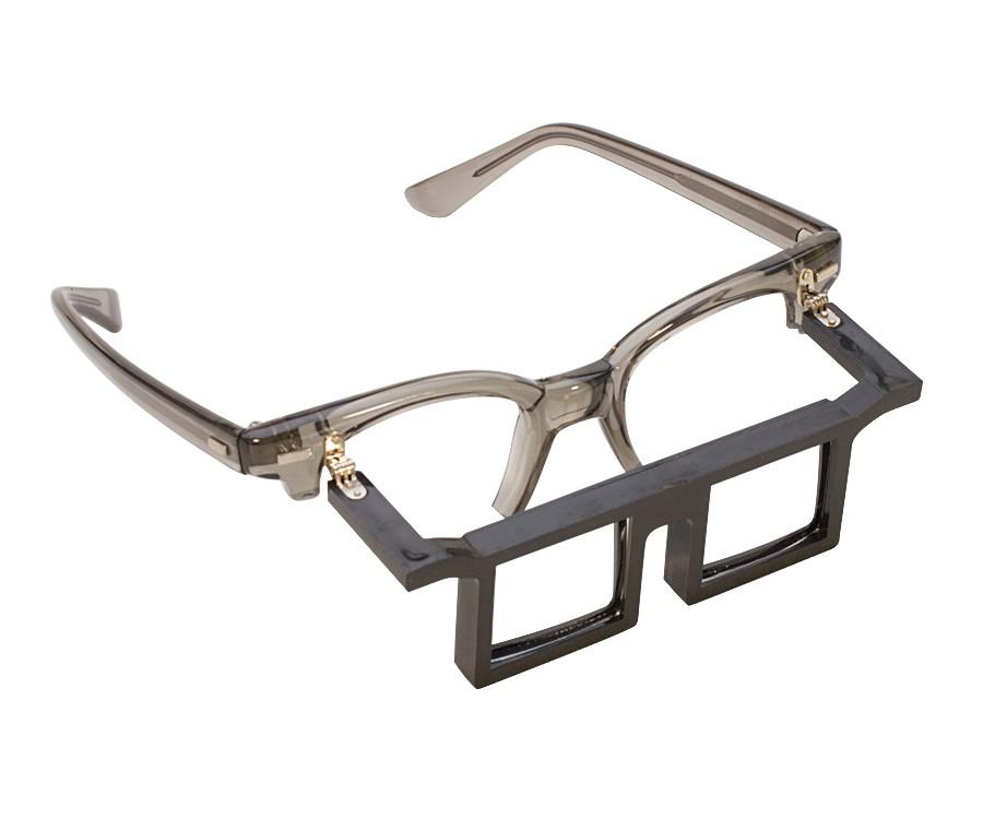 Half Frame Telesight Magnifier 44 Elp 576 44 Pmc Supplies