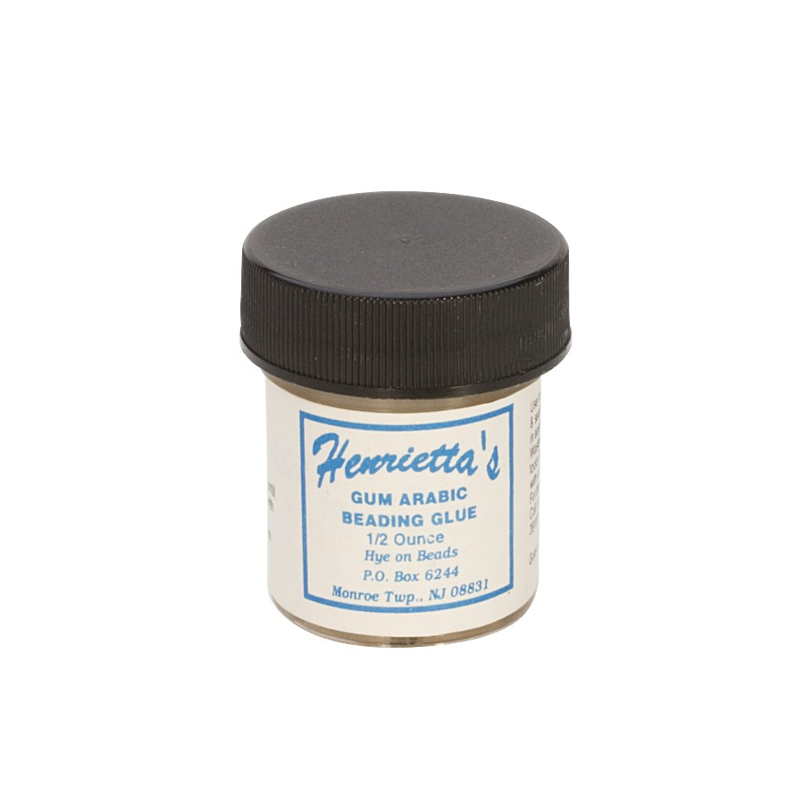 1/2 Oz Henrietta's Gum Arabic Beading Glue