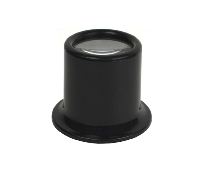 Plastic Eye Loupe No. 7