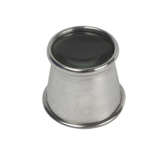 Aluminum Eye Loupe No. 2