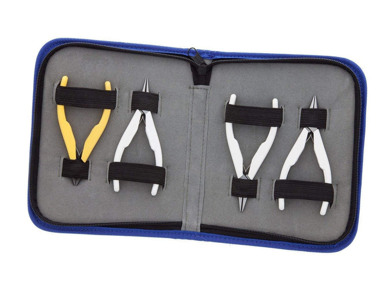 4-Piece Lindstrom® Plier Set with RX7490, RX7590, RX7893, and RX8141 Pliers