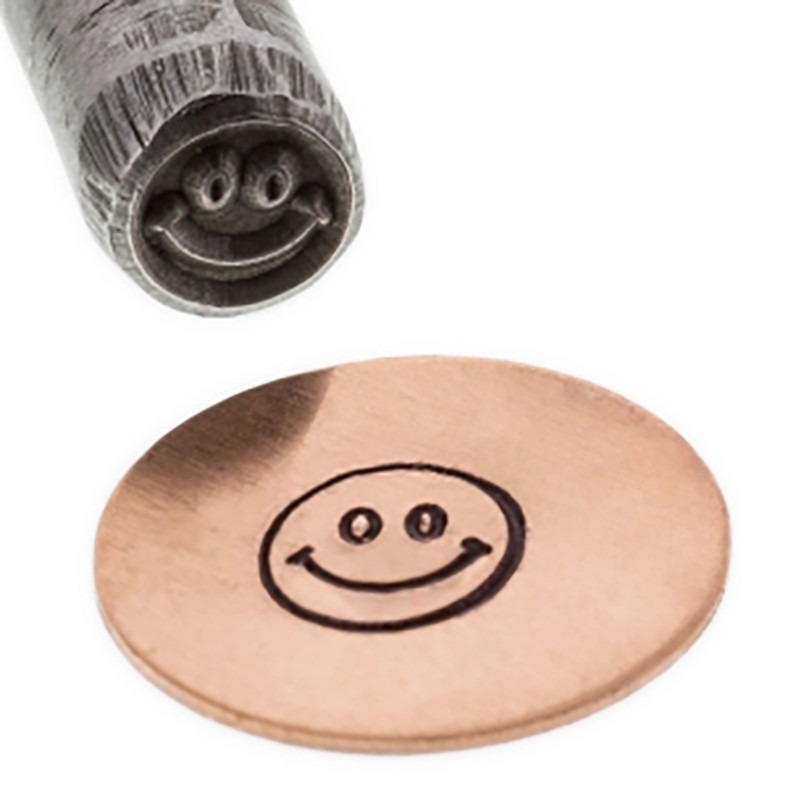 Smiley Happy Face Stamp