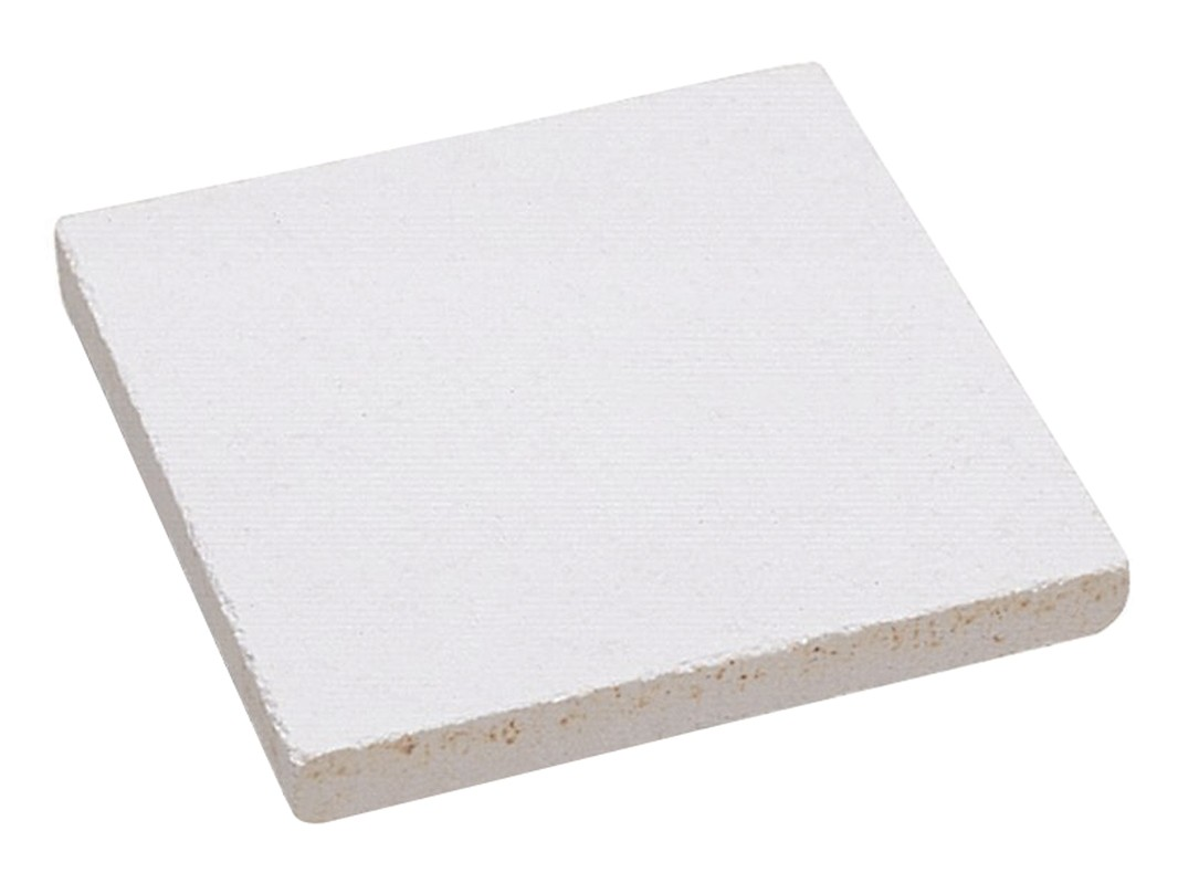 "High Heat Resistant Board - 4-1/4"" x 4-1/4"" x 1/2"""