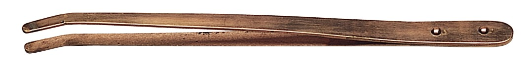"8-1/2"" Curved Copper Tweezers"