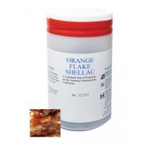 Orange Flake Shellac - 6 Oz