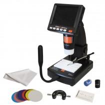 Gemax Pro Digital Microscope Set - Model MRS009P