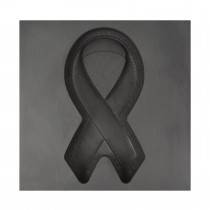 Memorial Ribbon 3D Mold - Large