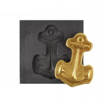 Anchor 3D Mold - Small