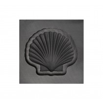 Scallop Sea Shell 3D Mold - Small