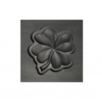 Four Leaf Clover 3D Mold - Small
