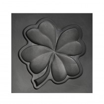 Four Leaf Clover 3D Mold - Large