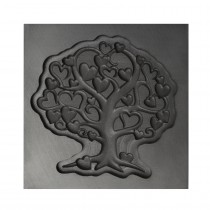 Tree of Love 3D Mold- Large