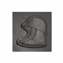 Helmet and Boots 3D Mold- Small