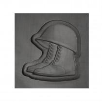 Helmet and Boots 3D Mold- Medium