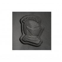 Knight Helmet 3D Mold - Small