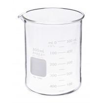 Glass Pyrex Beaker - 600 ML