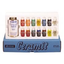 Ceramit™ Enameling Craft Set