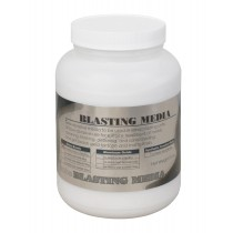 20 Micron Extra-Fine Abrasive Glass Beads Blasting Media - 5 Lbs