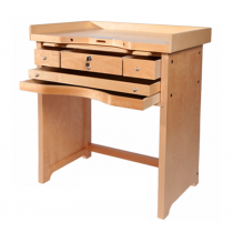 Olympic Hardwood Jeweler's Workbench