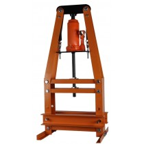6 Ton Hydraulic Jewelers Hand Stamp Impact Press