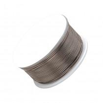 24 Gauge Antique Brass Artistic Wire Spool - 20 Yards
