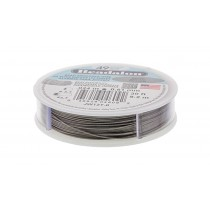 30' Bright Beadalon 49 Wire - 0.24""