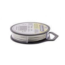 15' Beadalon Silver Plated Wire - 0.24""
