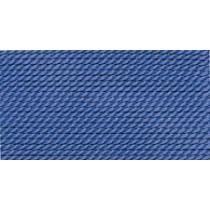 BLUE NYLON BEAD CORD #4