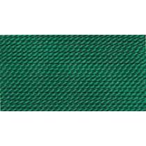 GREEN NYLON BEAD CORD #1
