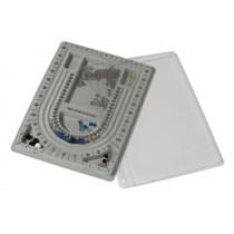 "9-1/2"" x 13"" Multi Channel Pro-Design Board w/ Plastic Lid"