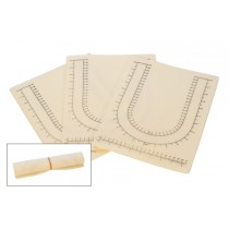 Imprinted Bead Mats - Package of 3