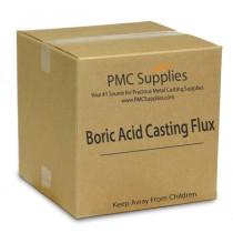 2 Lbs Boric Acid Deoxidizing Casting Powder Flux for Melting Precious Metals