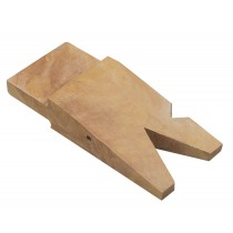 Double V-Slot Wooden Bench Pin