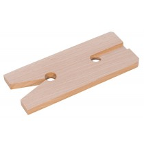 Wooden V-Slot Bench Pin