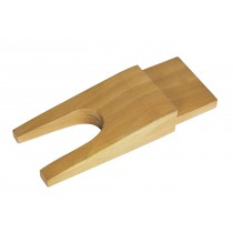 "6-1/4"" x 2-5/8"" Wooden Bench Pin"